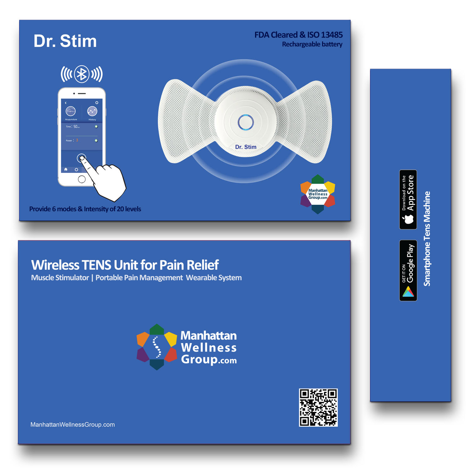 Dr-stim-box-tens-unit-wireless-manhattan-wellness-Final-group-wireless
