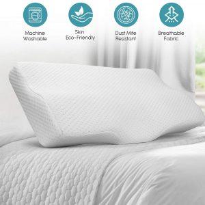Cervical Sleep Pillow Memory Foam-manhattan-wellness-group-19