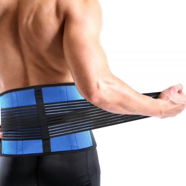 Lumbar Belt Support Back Brace Pain Relief-manhattan-wellness-group-03