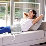 Electric Heating Pad for Pain Relief with Temperature Settings, Auto Shut-Off & Machine Washable