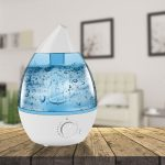 ultrasonic cool mist humidifier with Multi Color Changing Led Night light Auto Shut Off super silent - 01