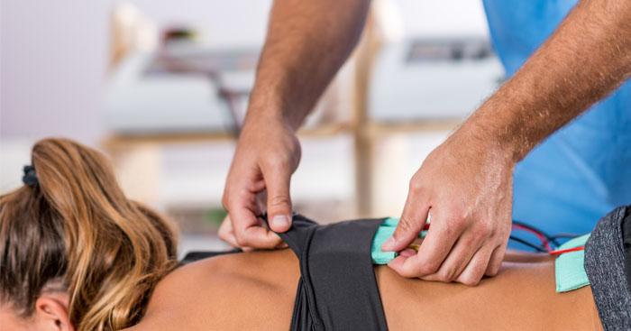 E-Stim with Ultrasound at Manhattan Wellness Group